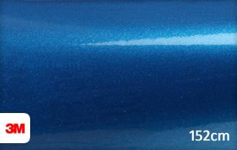 3M 1080 G227 Gloss Blue Metallic wrap film