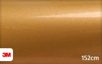 3M 1080 G241 Gloss Gold Metallic wrap film