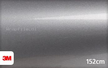 3M 1080 G251 Gloss Sterling Silver wrap film