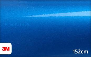 3M 1080 G337 Gloss Blue Fire wrap film