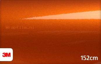 3M 1080 G344 Gloss Liquid Copper wrap film