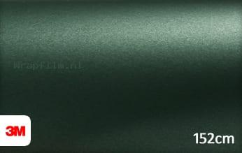 3M 1080 M206 Matte Pine Green Metallic wrap film