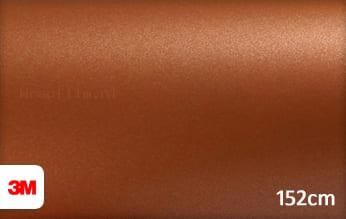 3M 1080 M229 Matte Copper Metallic wrap film