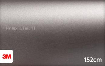 3M 1080 M230 Matte Grey Aluminium wrap film