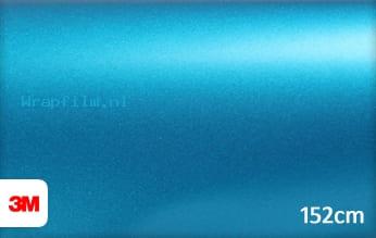 3M 1080 S327 Satin Ocean Shimmer wrap film