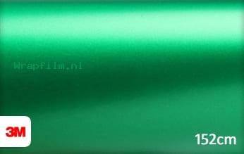 3M 1080 S336 Satin Sheer Luck Green wrap film