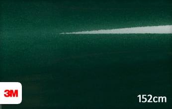 3M 1380 G216 Gloss Sapphire Green wrap film