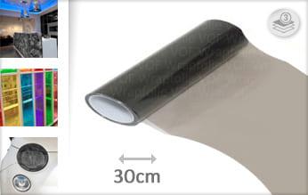 Smoke lampen wrap film