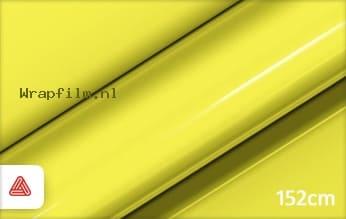 Avery SWF Ambulance Yellow Gloss wrap film