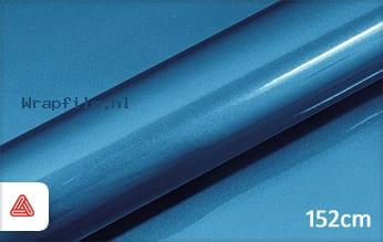 Avery SWF Bright Blue Gloss Metallic wrap film