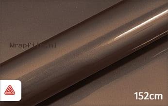 Avery SWF Brown Gloss Metallic wrap film