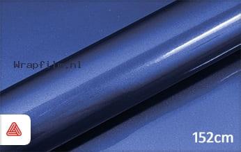 Avery SWF Dark Blue Gloss Metallic wrap film