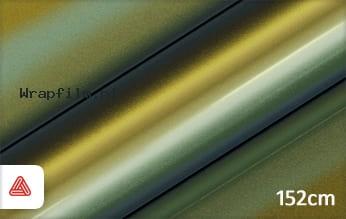 Avery SWF Fresh Spring Gold Silver Satin Colorflow wrap film