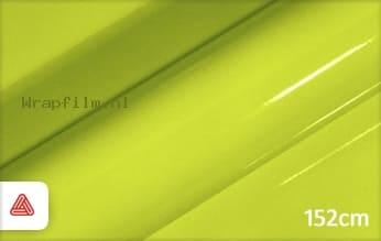 Avery SWF Lime Green Gloss wrap film