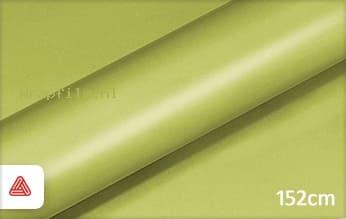 Avery SWF Yellow Green Matte Metallic wrap film