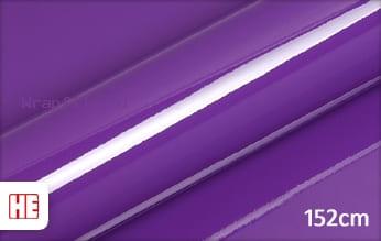 Hexis HX20008B Plum Violet Gloss wrap film