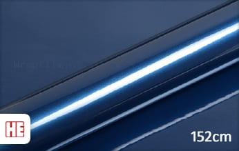 Hexis HX20033B Firmament Blue Gloss wrap film
