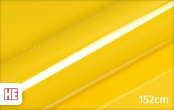 Hexis HX20109B Sun Yellow Gloss wrap film