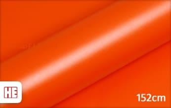 Hexis HX20165M Mandarin Red Matt wrap film