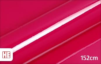 Hexis HX20220B Fuchsia Gloss wrap film