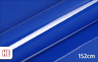 Hexis HX20300B Sapphire Blue Gloss wrap film