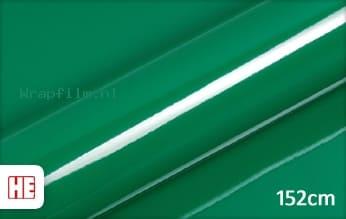 Hexis HX20348B Emerald Green Gloss wrap film