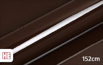 Hexis HX20476B Brown Gloss wrap film
