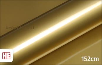 Hexis HX20871B Gold Coloured Gloss wrap film