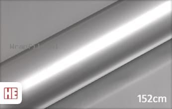 Hexis HX20877B Silver Gloss wrap film