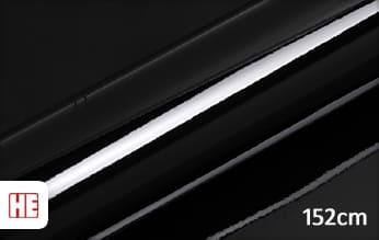 Hexis HX20890B Deep Black Gloss wrap film