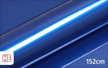 Hexis HX20905B Night Blue Metallic Gloss wrap film