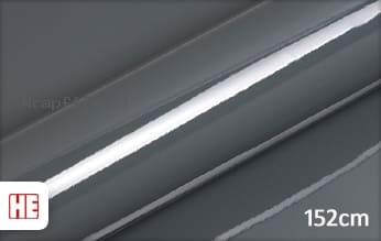 Hexis HX20G06B Nardo Grey Gloss wrap film