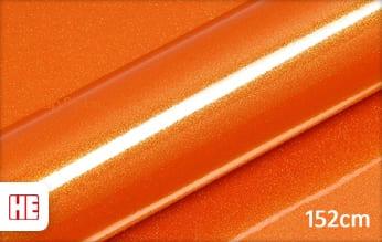Hexis HX20OAUB Aurora Orange Gloss wrap film