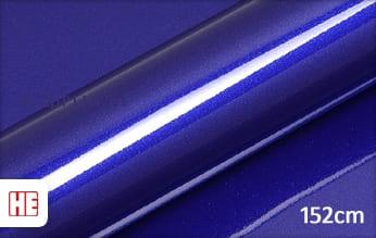Hexis HX20P005B Triton Blue Gloss wrap film