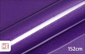Hexis HX20VBYB Byzantine Violet Gloss wrap film