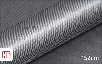 Hexis HX30CAGGRB Graphite Grey Carbon Gloss wrap film