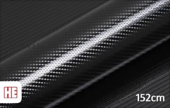 Hexis HX30CANPEB Petroleum Black Carbon Gloss wrap film
