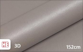 Hexis HX30PGGTAB Grain Leather Taupe Grey Gloss wrap film