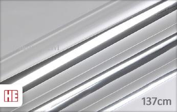 Hexis HX30SCH01B Super Chrome Silver Gloss wrap film