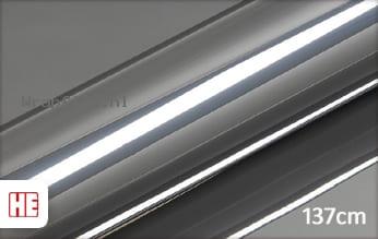 Hexis HX30SCH03B Super Chrome Titanium Gloss wrap film
