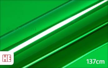 Hexis HX30SCH04B Super Chrome Green Gloss wrap film