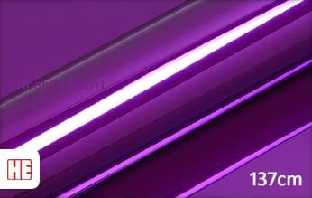Hexis HX30SCH06B Super Chrome Purple Gloss wrap film