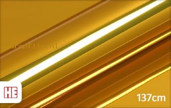Hexis HX30SCH07B Super Chrome Gold Gloss wrap film
