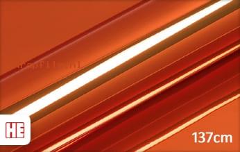 Hexis HX30SCH08B Super Chrome Orange Gloss wrap film