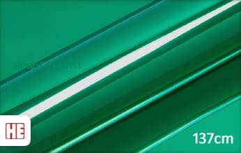 Hexis HX30SCH09B Super Chrome Turquoise Gloss wrap film