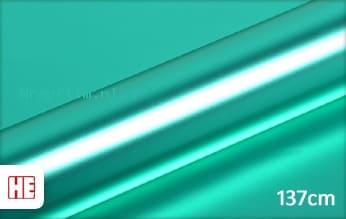 Hexis HX30SCH09S Super Chrome Turquoise Satin wrap film