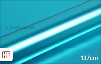 Hexis HX30SCH11S Super Chrome Blue Satin wrap film