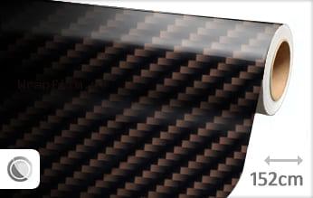 Bruin 2D carbon wrap film