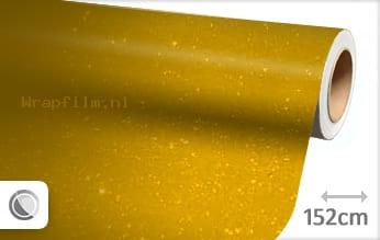 Diamant geel wrap film