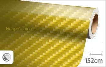 Geel 2D carbon wrap film
